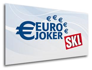 Euromillions Joker Bonus - 31689