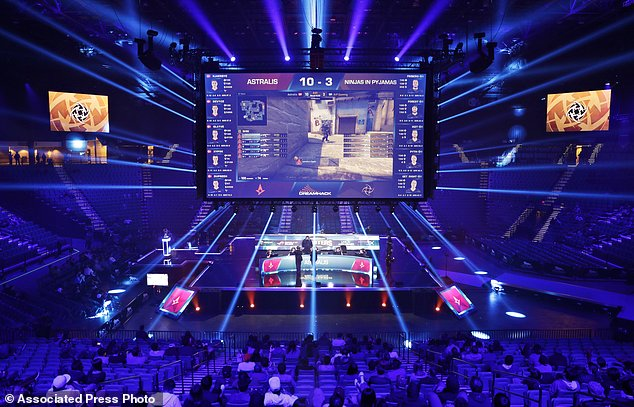 New online Casino eSports - 57345