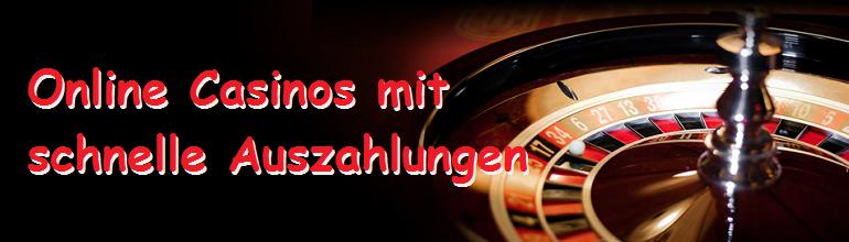 Casino schnelle Auszahlungen Wieviel - 63712