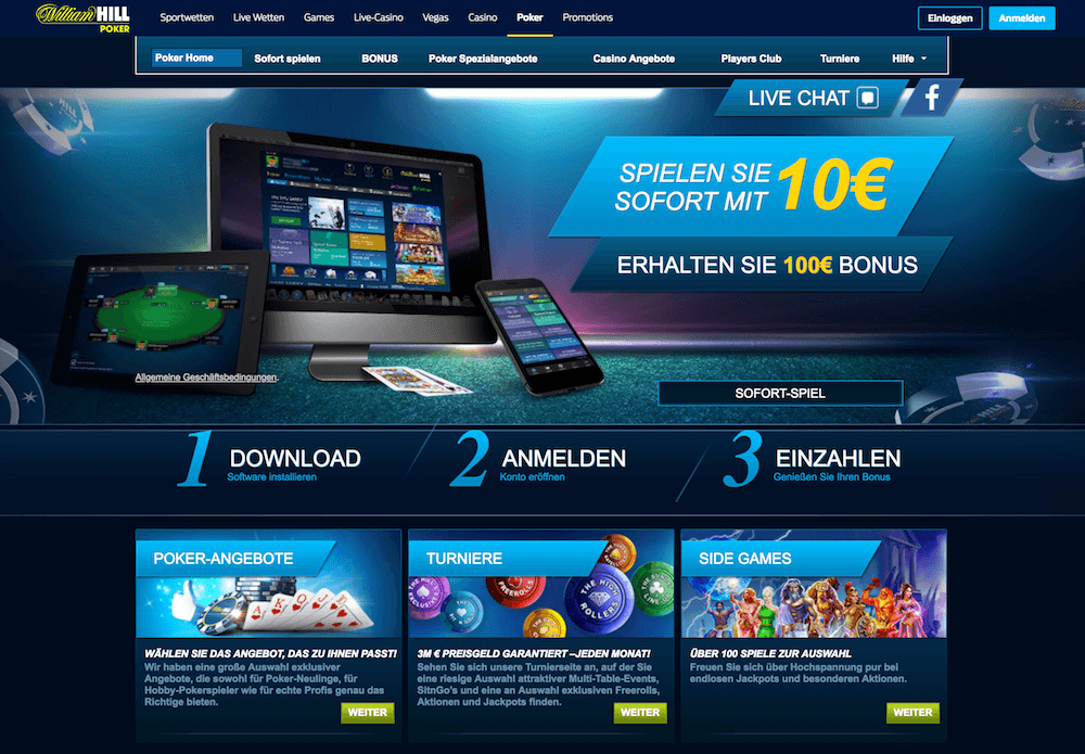 William Hill Fussball - 30558