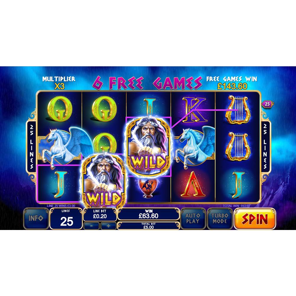 Winner Screenshots Playtech - 92553