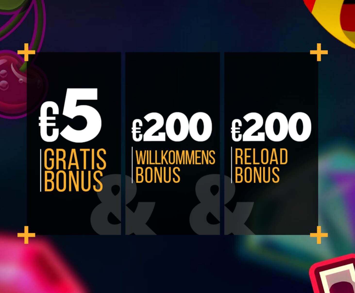 Casino Bonus Codes - 92361