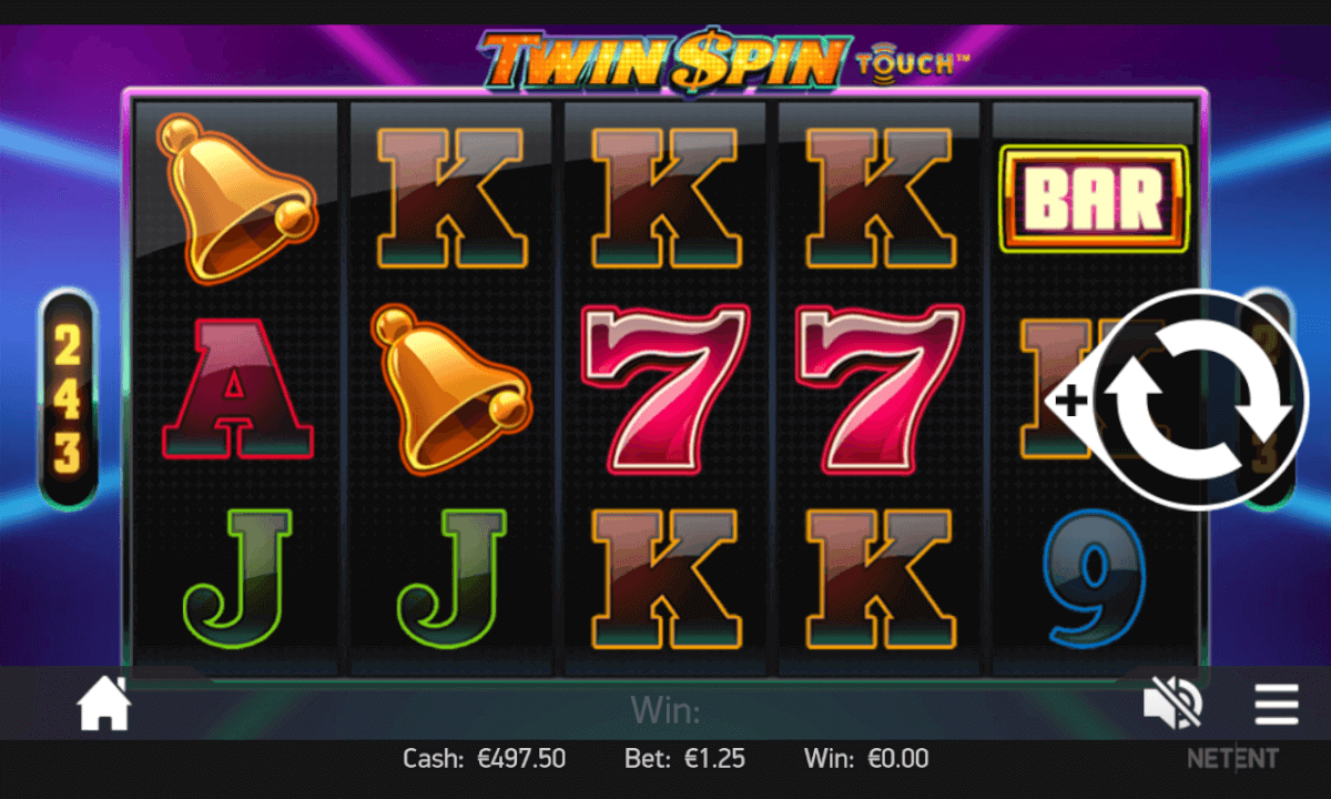 Casino Slots - 1107