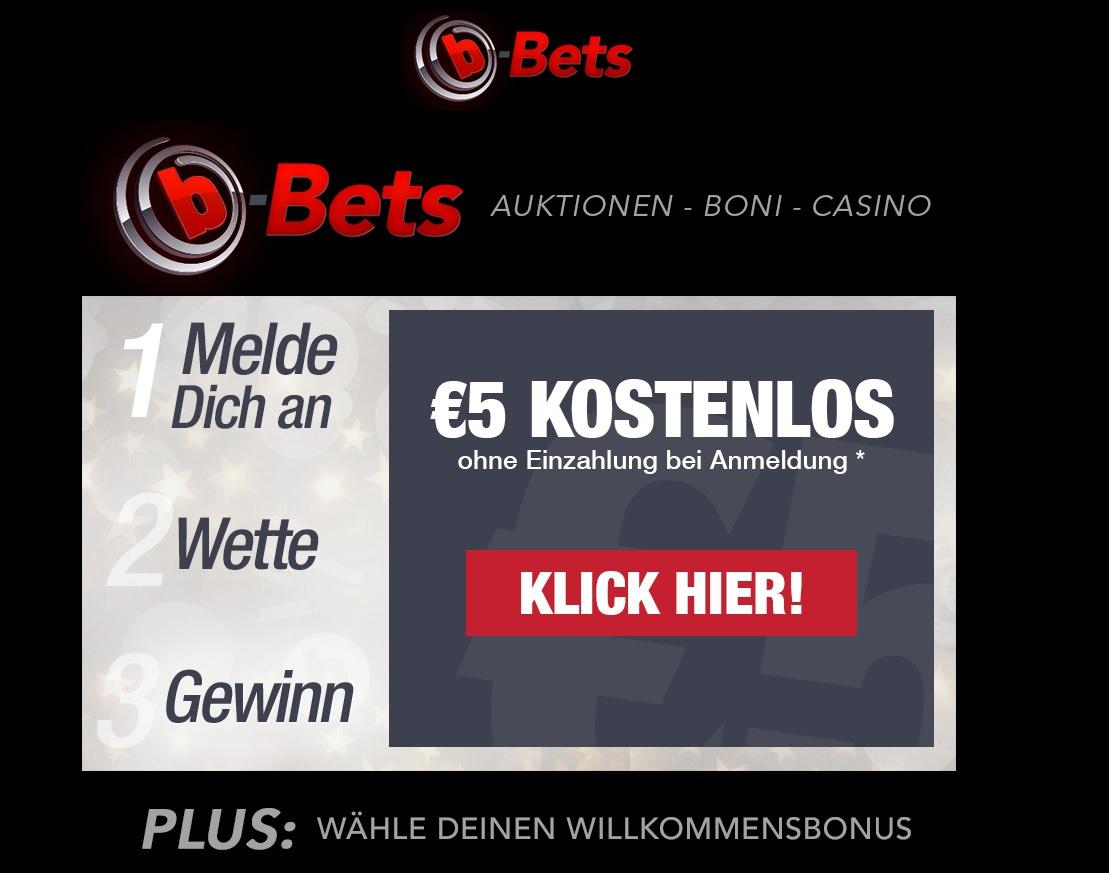 Bet Bonus ohne - 22525