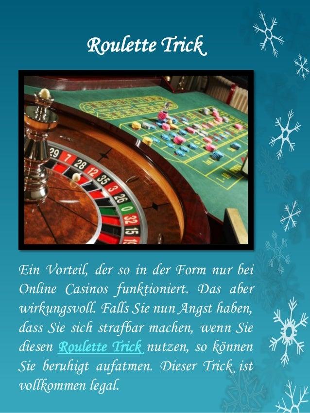Geld Gewinnen Roulette Tricks - 24135