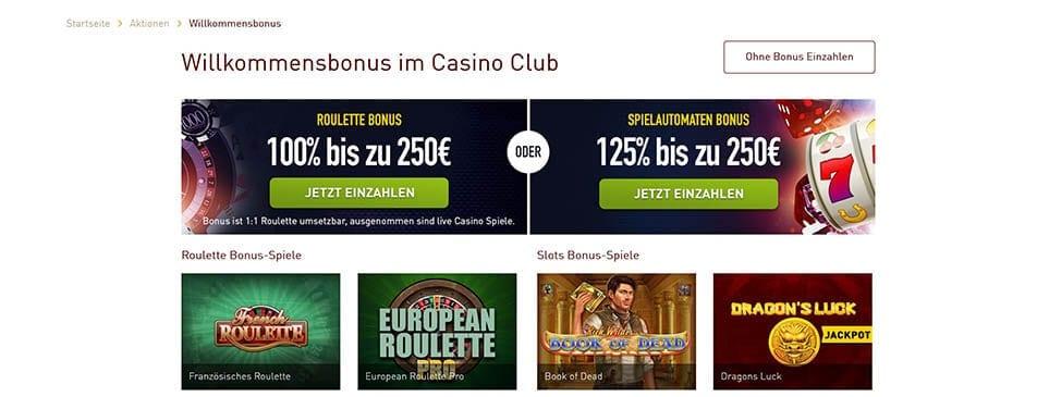 Casino Bonus Spiele - 69799