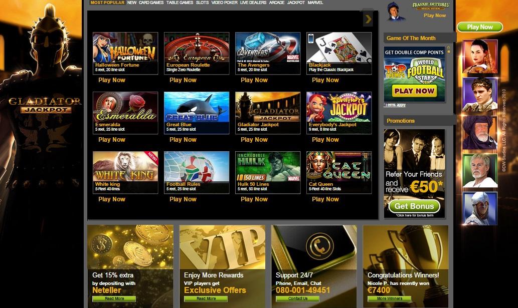Eurogrand Casino - 29508