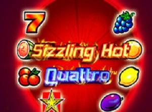 Sizzling Hot Quattro online - 95660