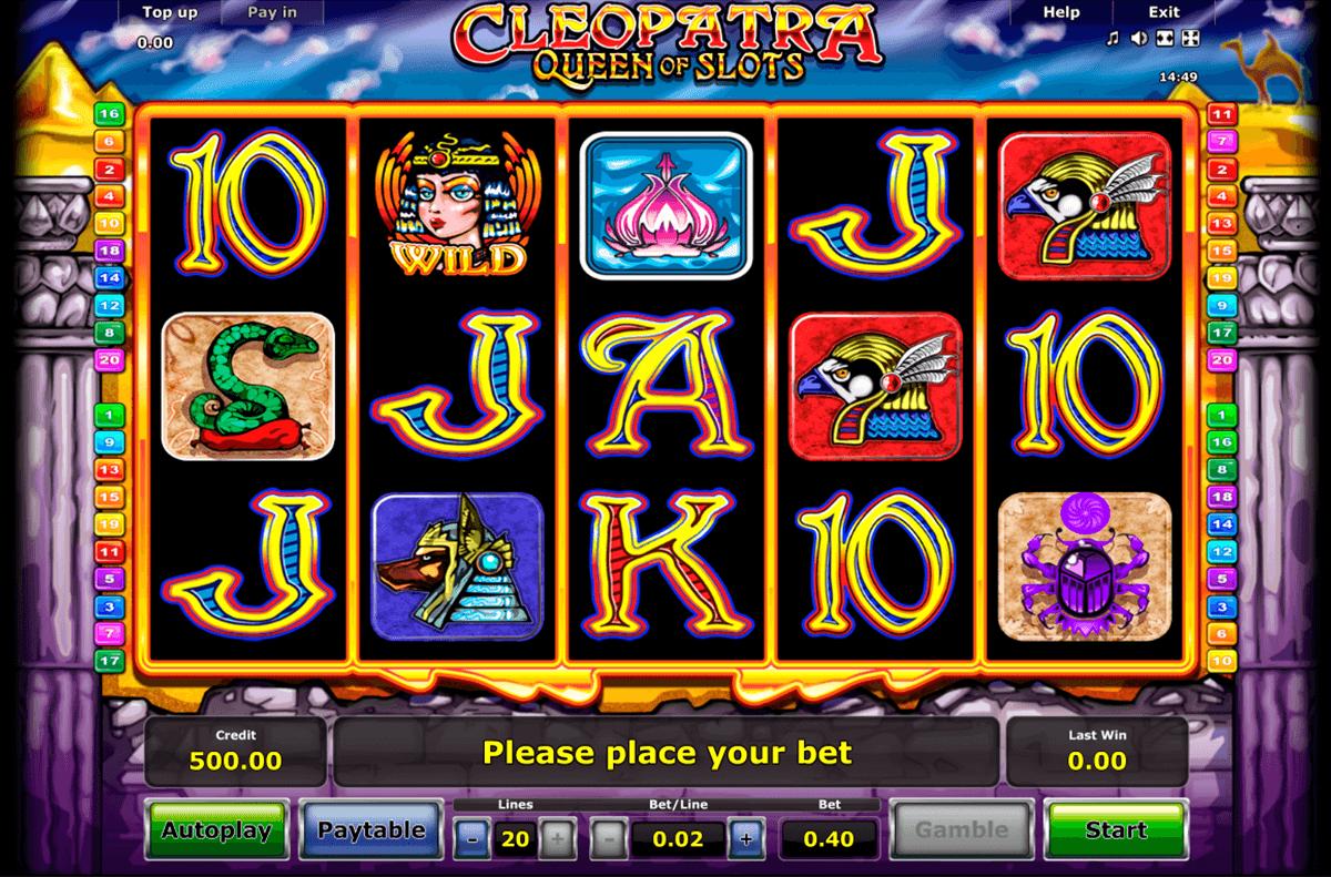 Novomatic Slots Gratis spielen - 68607