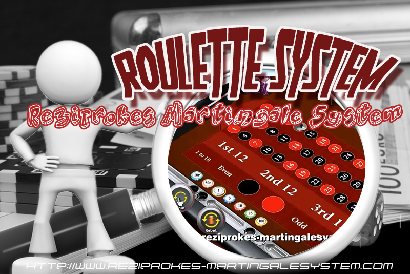 Roulette Systeme System - 4475