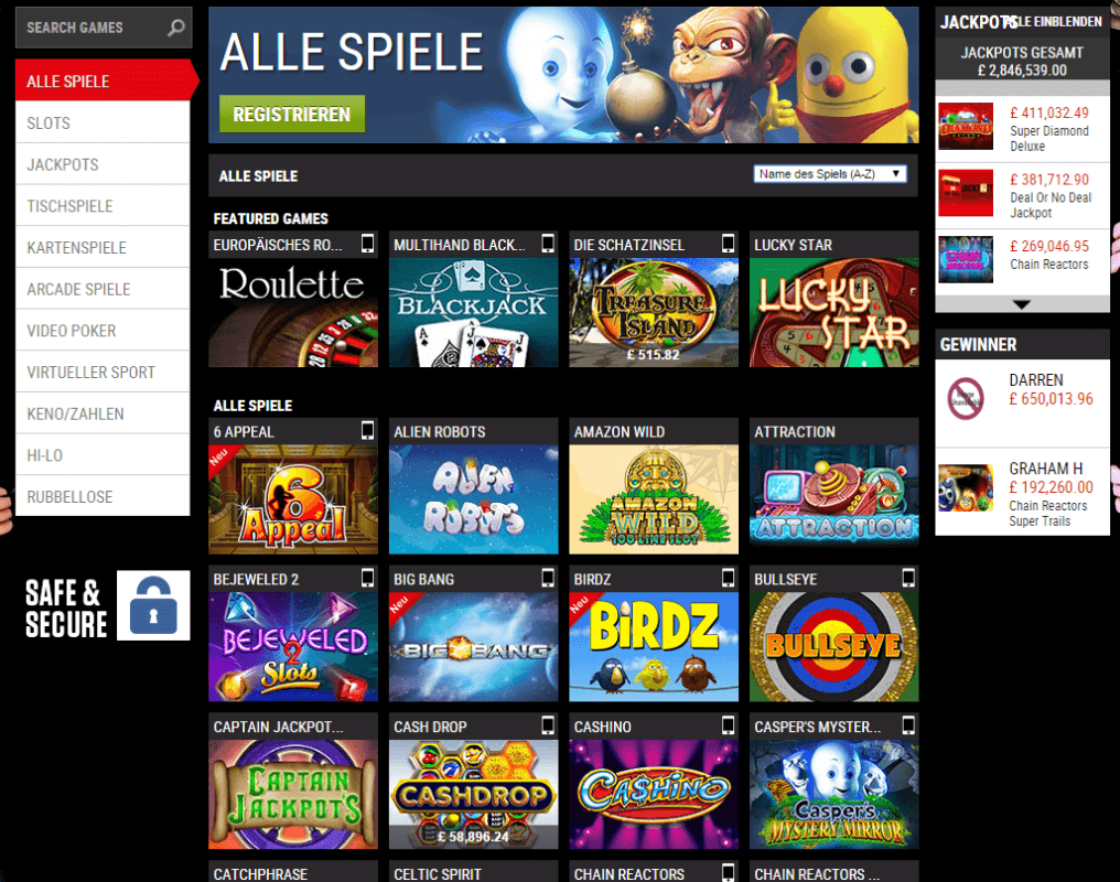 Blueprint Gaming online - 14499