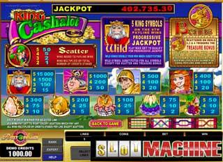Islands Casino King Cashalot - 17077