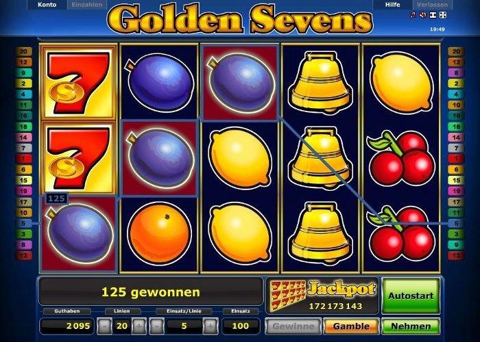 Spielbank Automaten Zahlenfolge beim - 34001