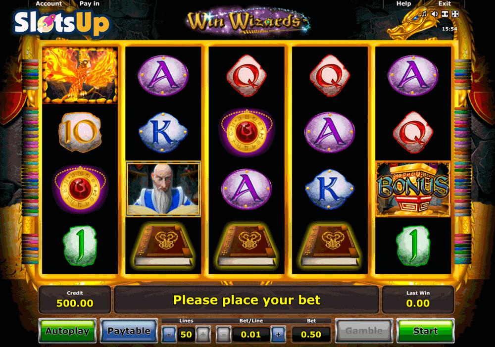 Spielen neuer Spielautomat - 91305
