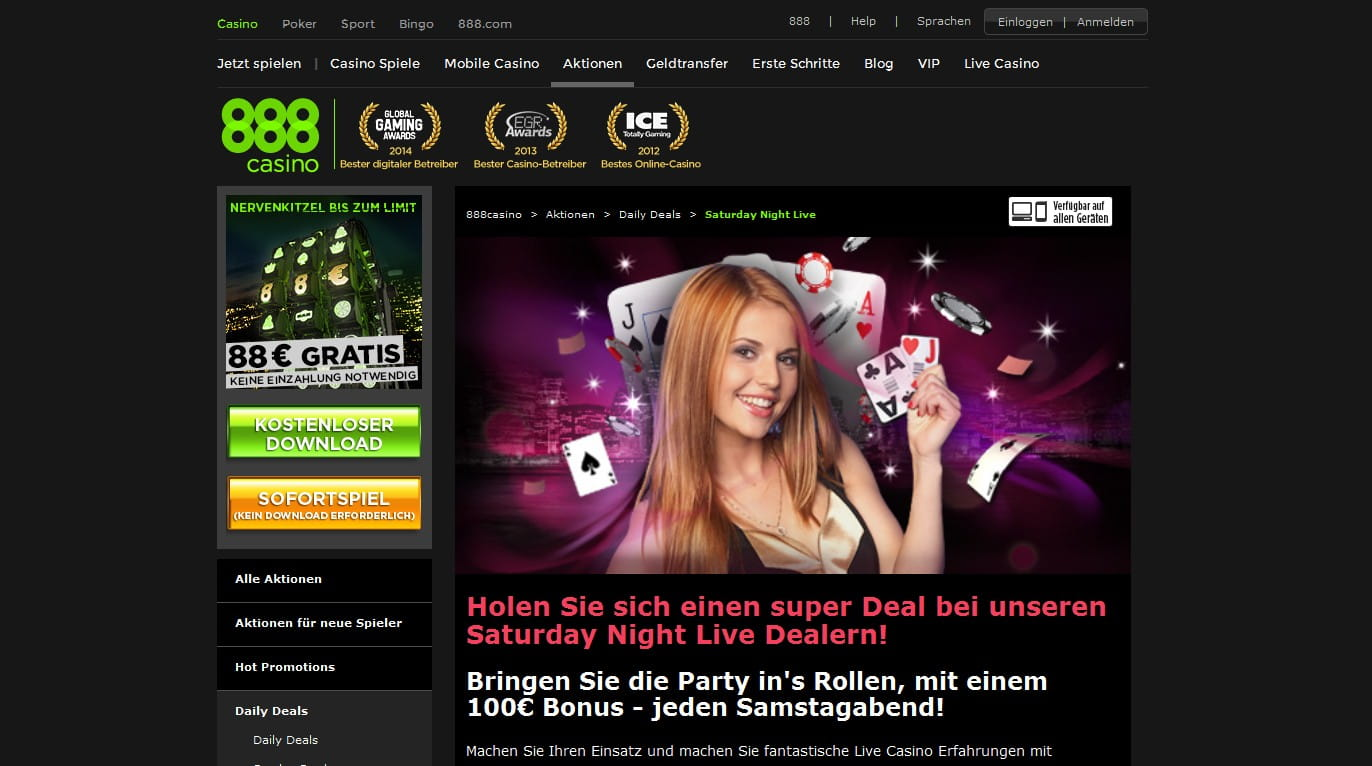 Casino Bonus - 16335