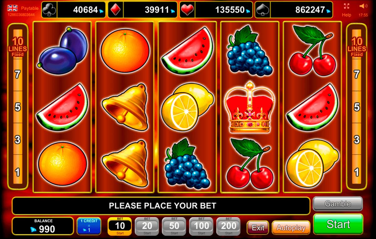 Spielautomaten spielen mit - 59887