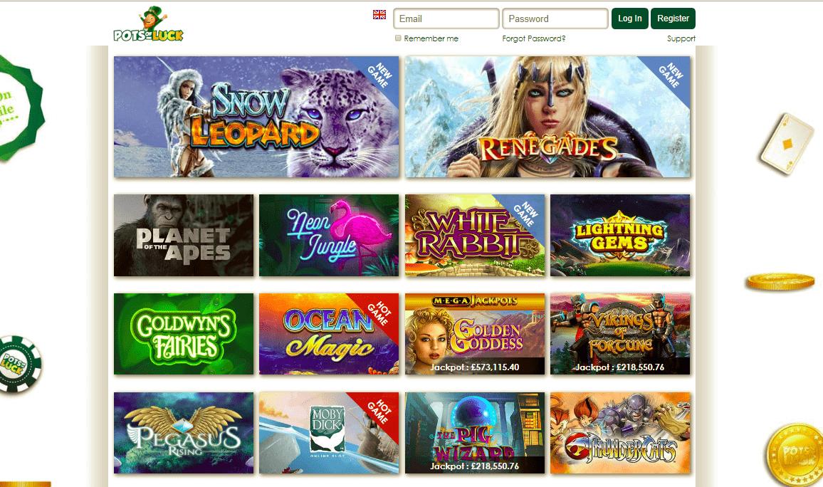 Gaming Casinos Pots - 73296