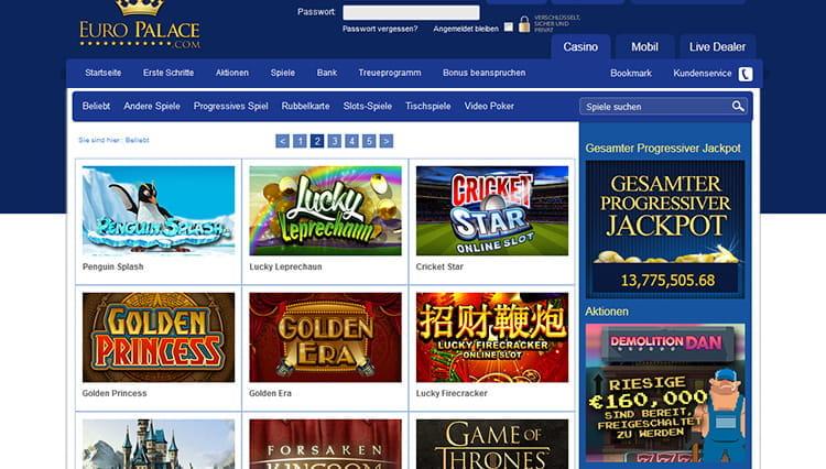 Online Casino Erfahrungen - 4464