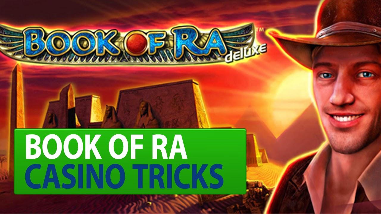 Gewinn Tricks Bei Book Of Ra