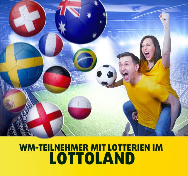 Welche Lotterie - 50394