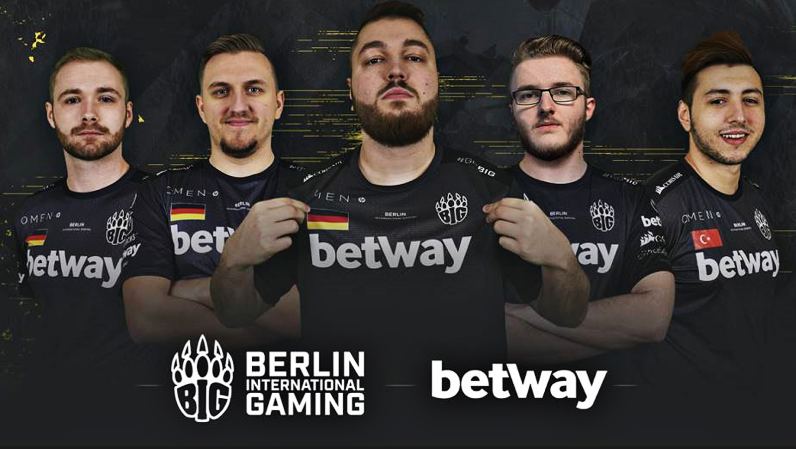 Betway Esports Trinkgeld - 14785