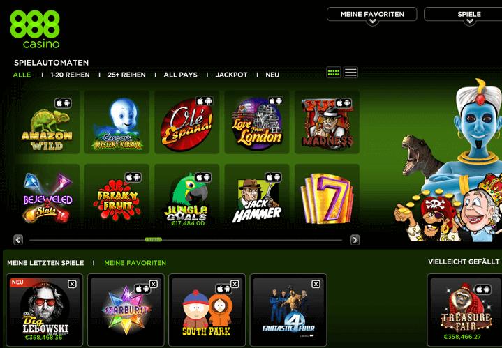 Spielautomaten beste Gewinnchance - 96038