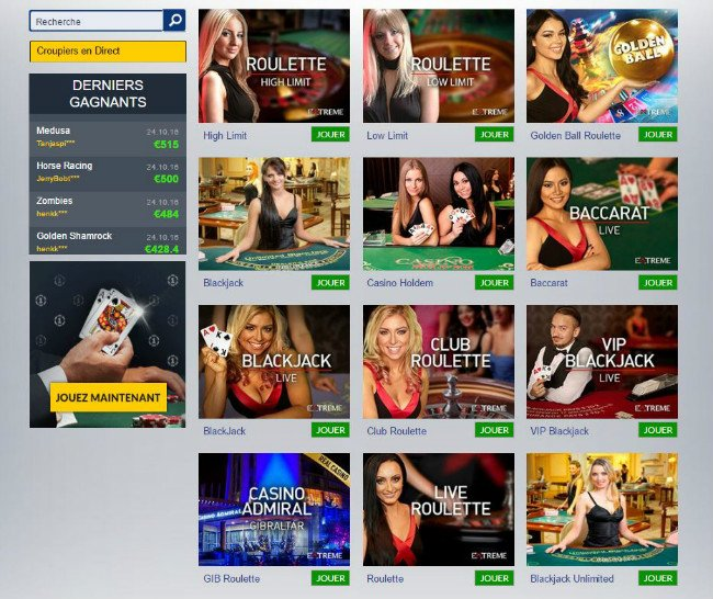 Casino Testbericht Casino1 - 56756