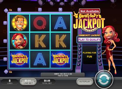 Everybodys Jackpot free - 88417