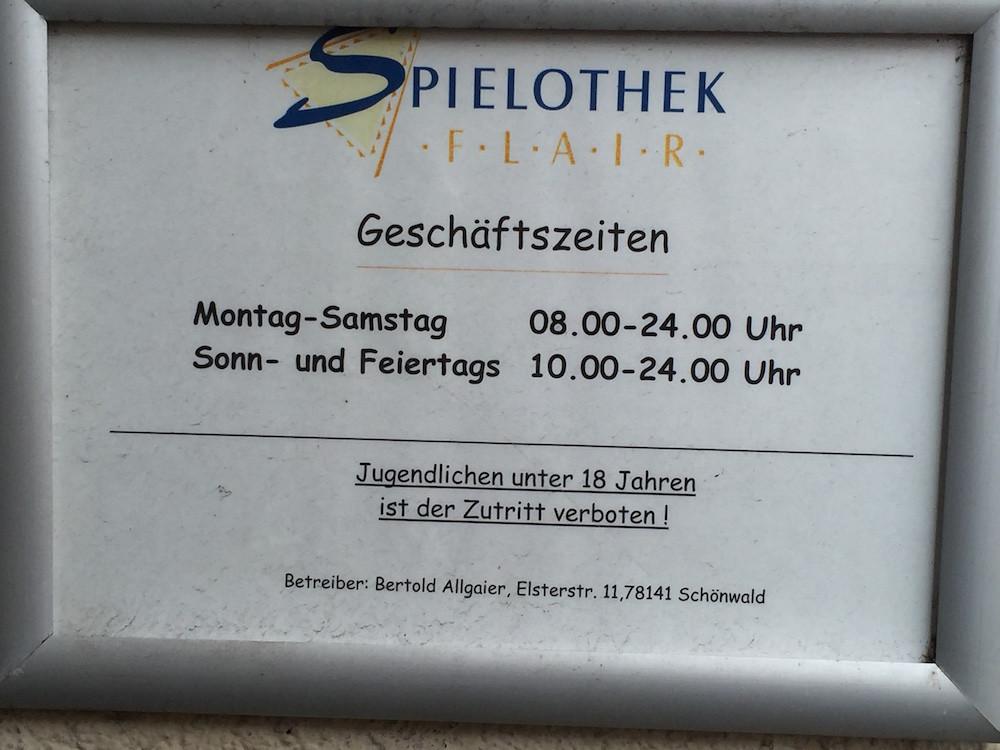 Spielothek Erfahrungen - 16675