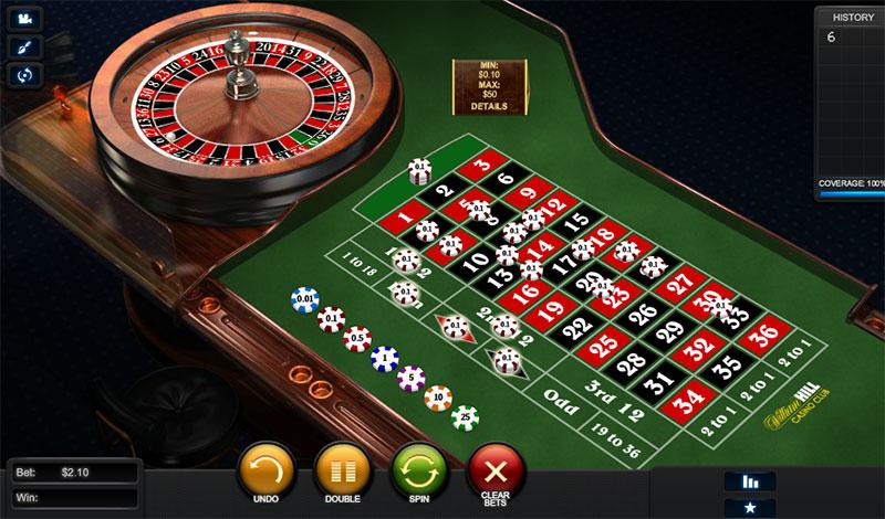 Echtes Casino mit Roulette - 87054