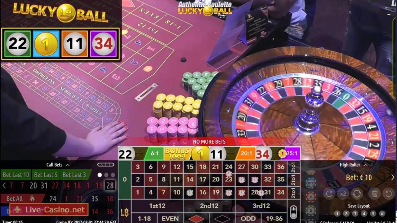 Spielautomaten Playtech Lucky Ball - 1317