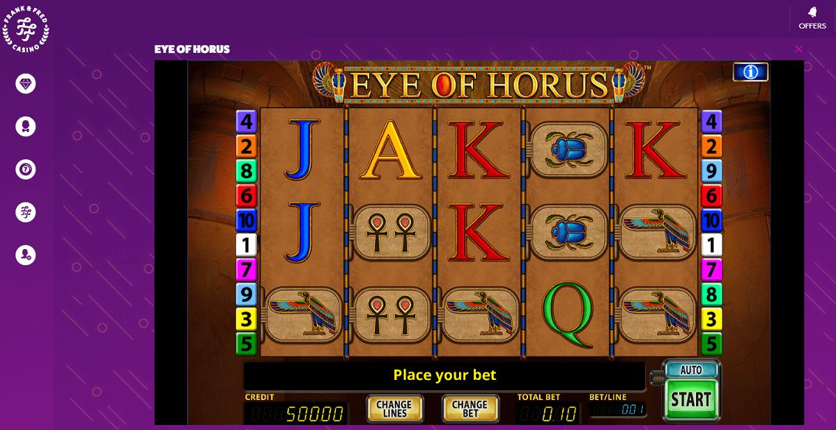 Online Casino Frank - 90587