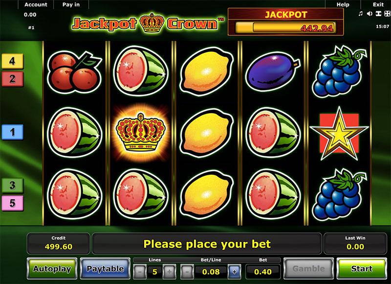 Slots anmelden - 38394