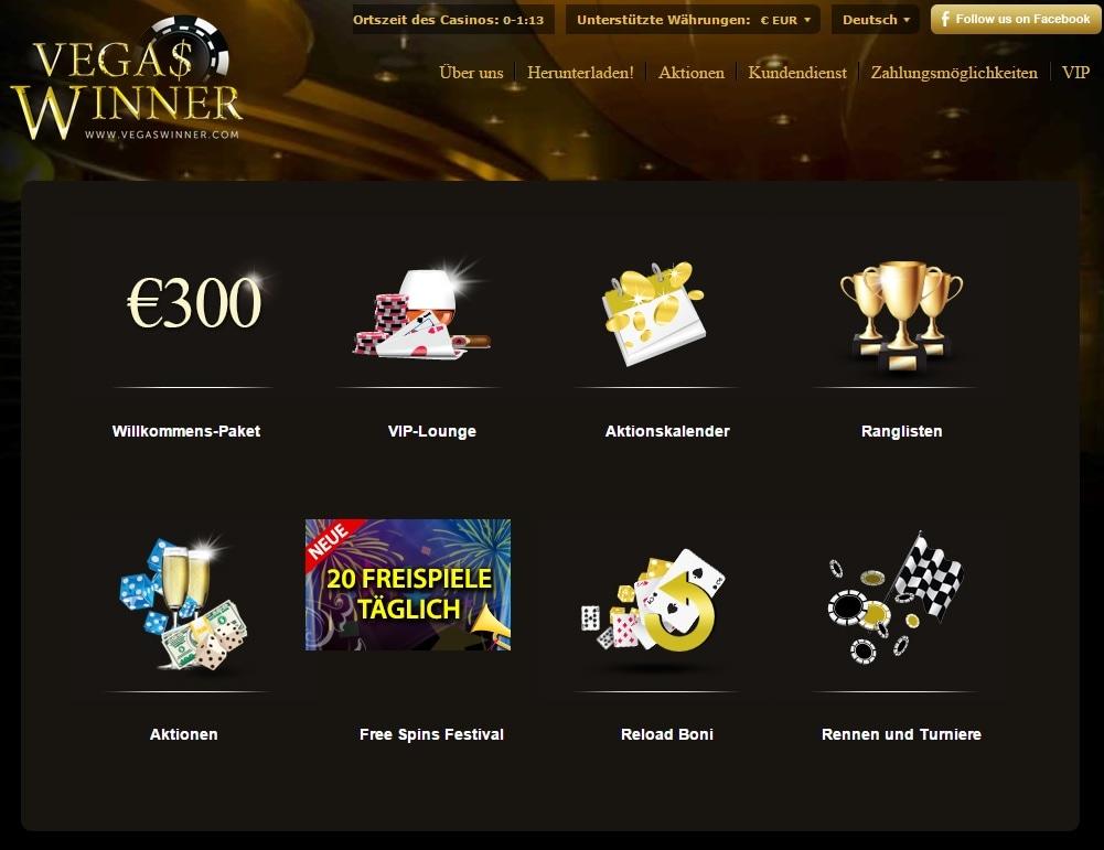 Casino Jackpot Gewinner - 56170