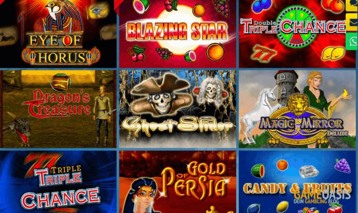 Spielautomaten online Bonus angebote - 65484