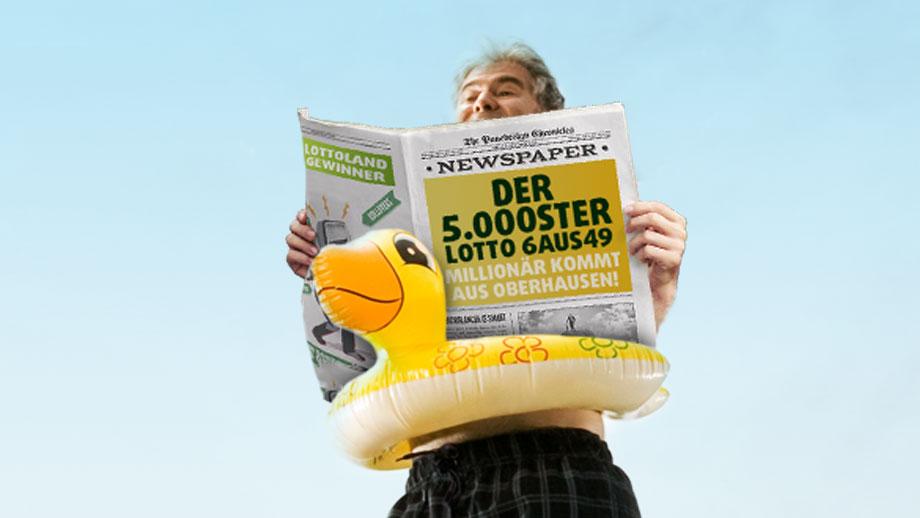 Staatliche Lotterie-Einnahme - 97881