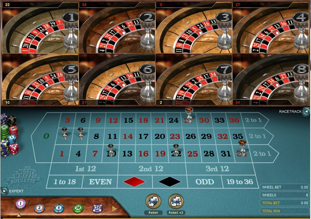 Online Roulette Manipuliert - 1640