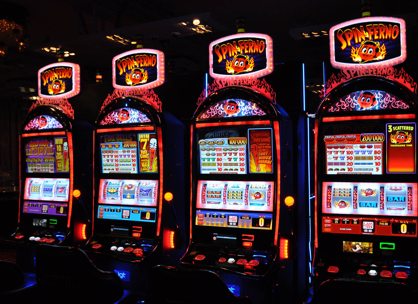 slot spiele three in a row