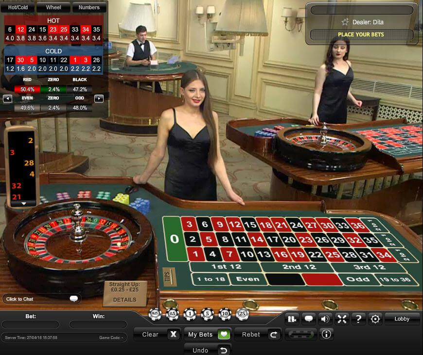 Online Casino Live - 79959