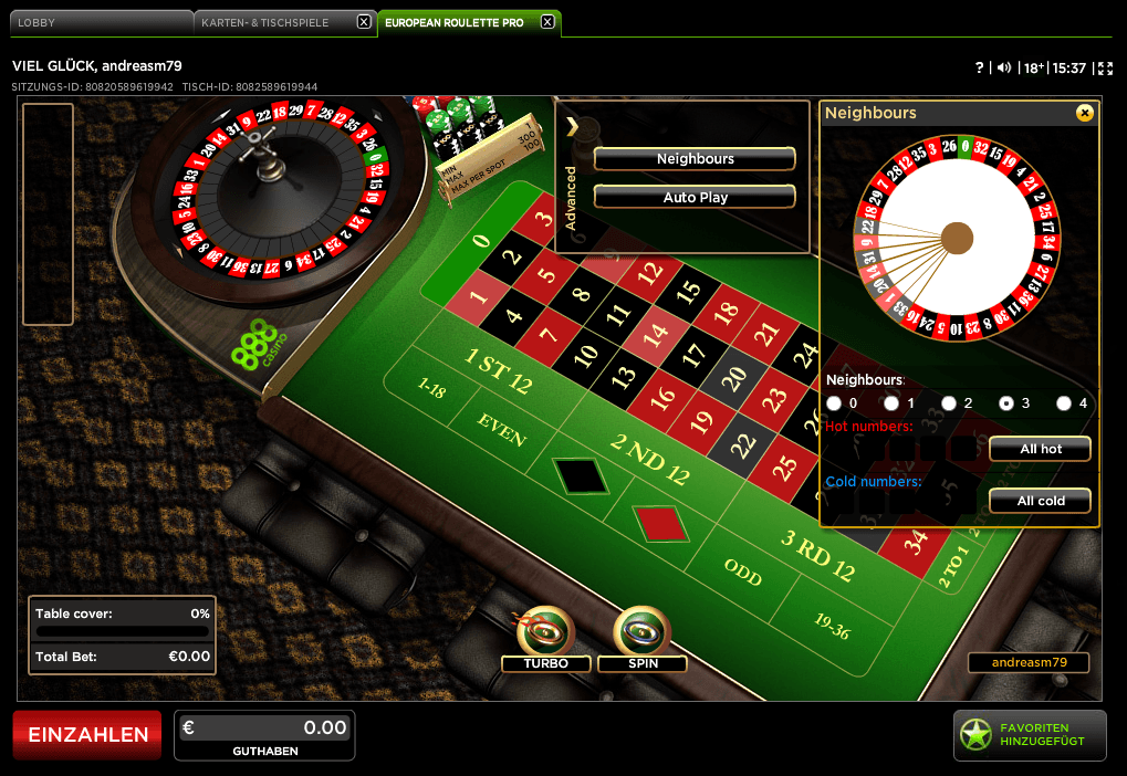 Roulette System Erklarung