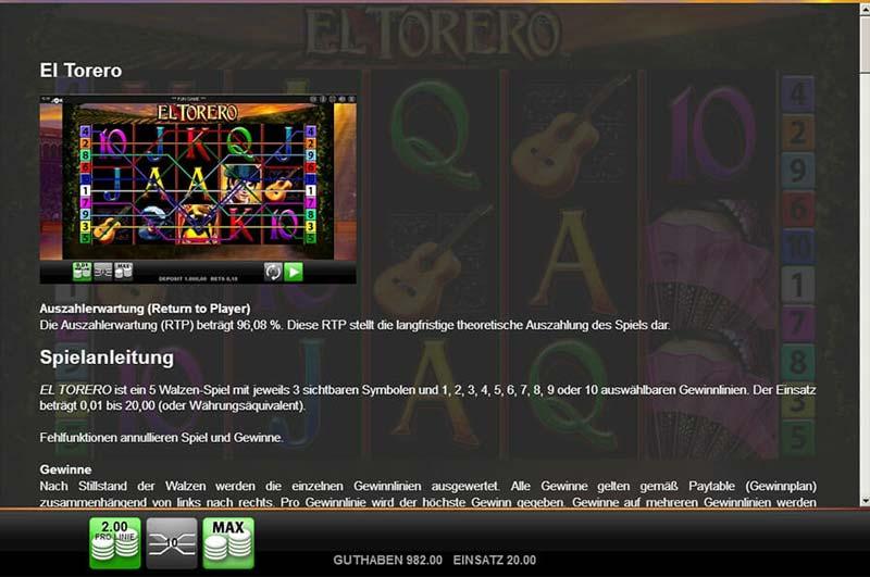 Verifizierung Casino El - 62868