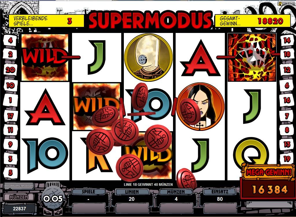 Monopoly Echtgeld Gewinner - 8980