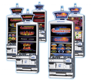 Gewinnchance Spielautomat Internationale - 72263