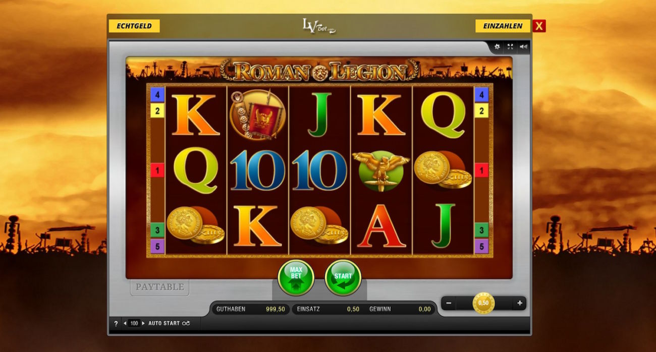 Spielhallen Automaten Video Slots - 74825
