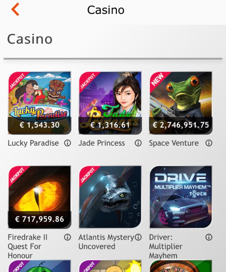 Casino Spiele - 99657