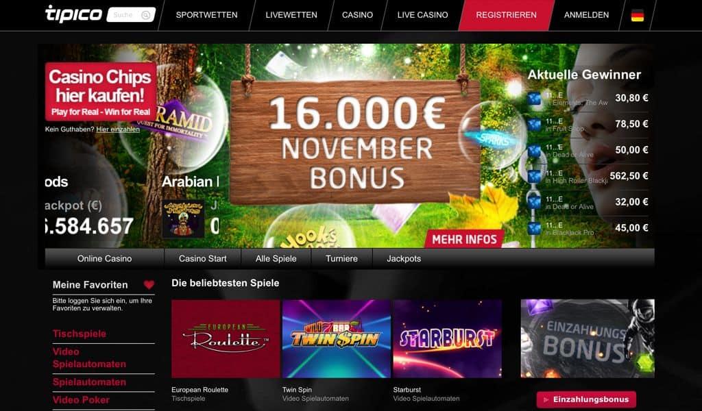 Casino Bonus - 11759