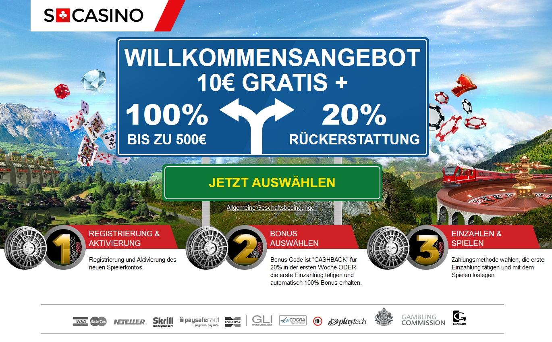 Swiss Casino online - 62838