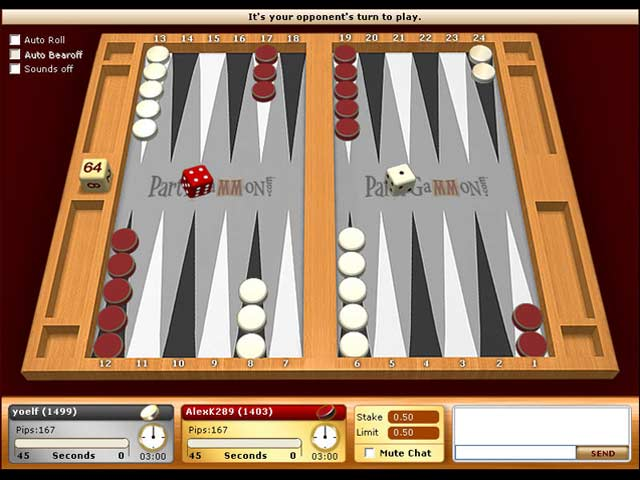 Backgammon online Ballermann Bet - 56232