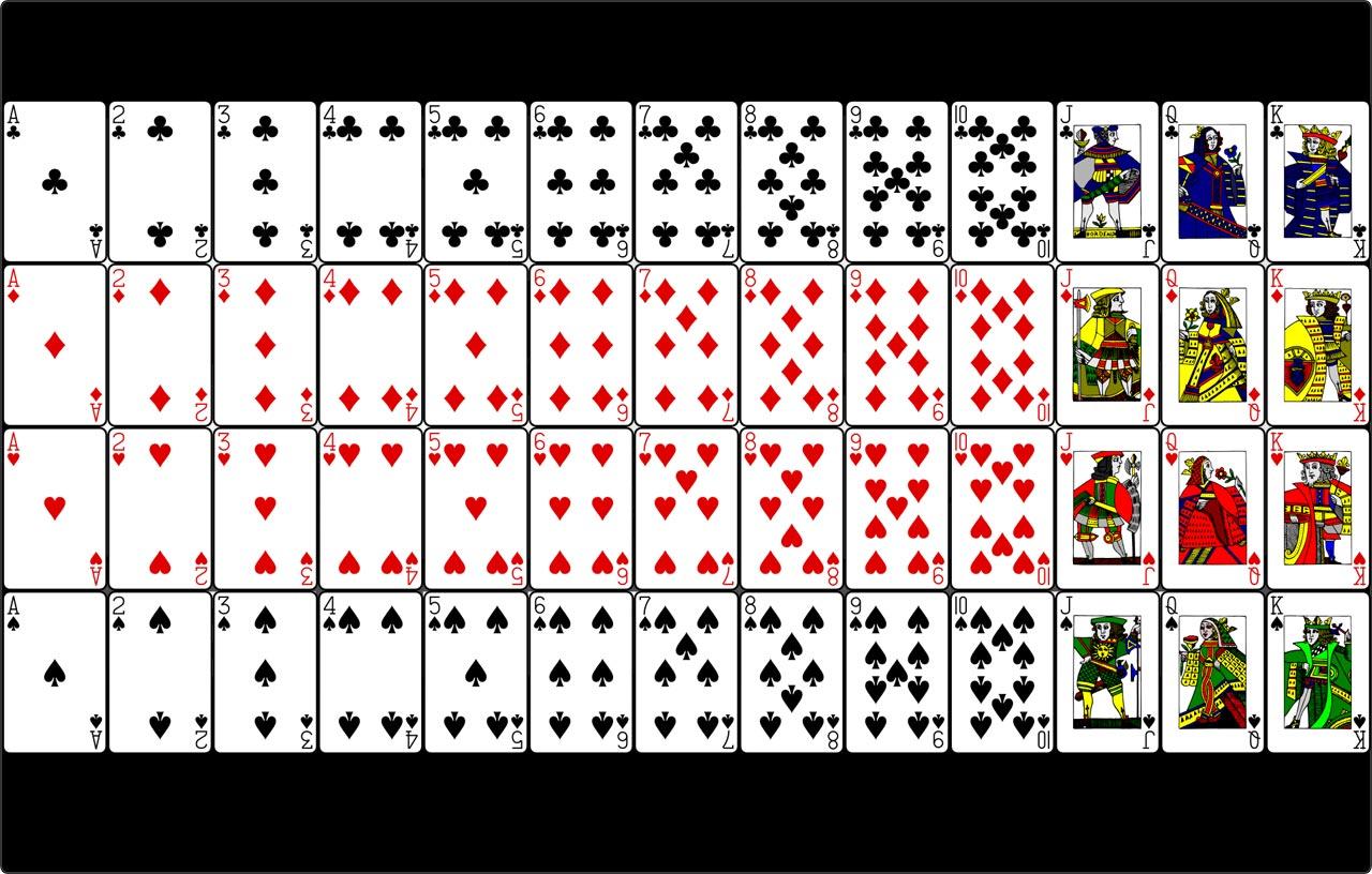 Blackjack Karten - 49507