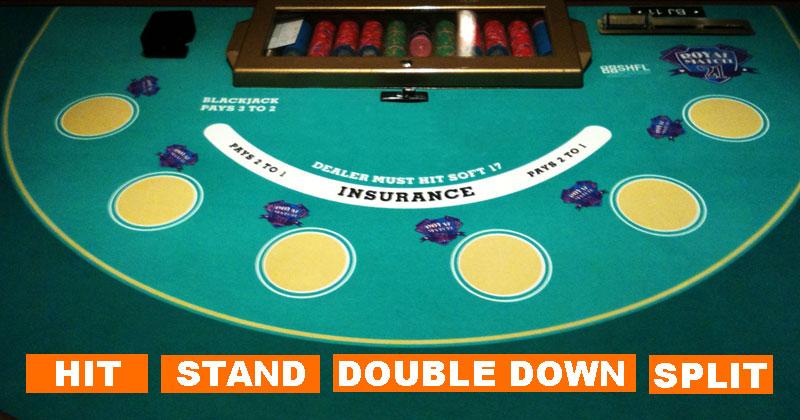 Blackjack Karten zählen - 23846
